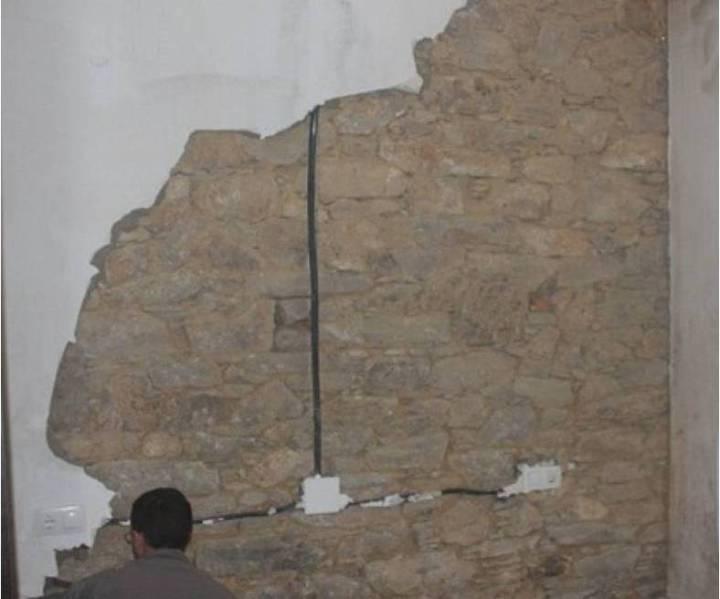 muros enterrados
